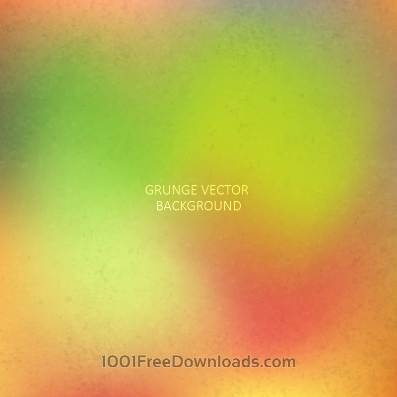 Free Grunge Vector Background