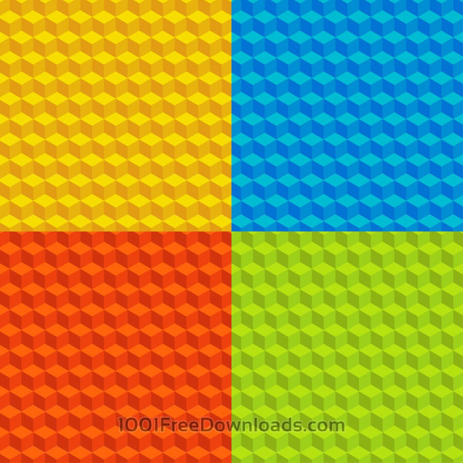 Free Vectors: Color Patterns | Abstract
