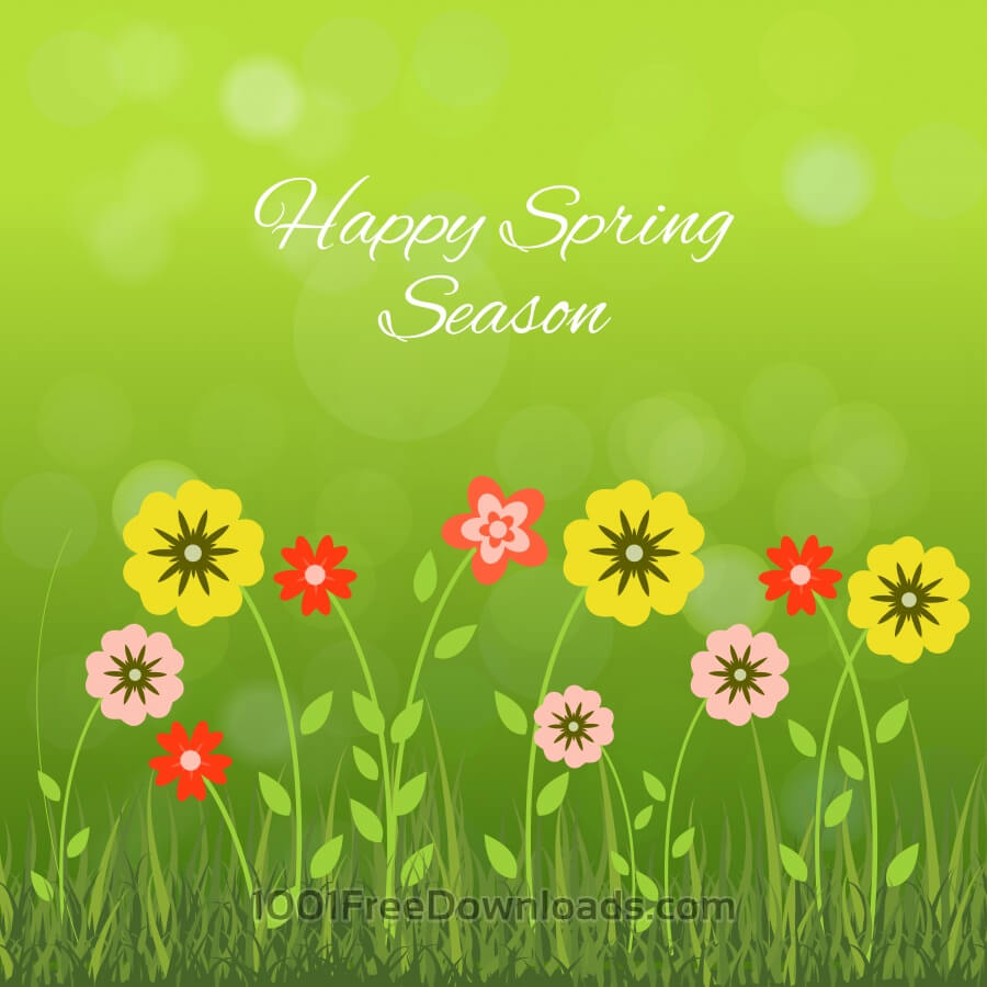Free Spring Season