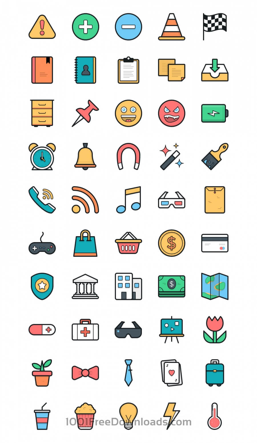 Free Vectors: Lulu Icons - Set 2 | Icons