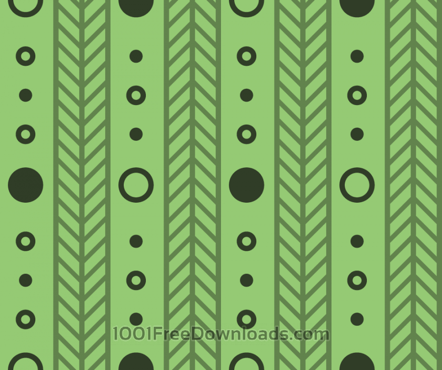 Free Vectors: Green Line Pattern | Abstract