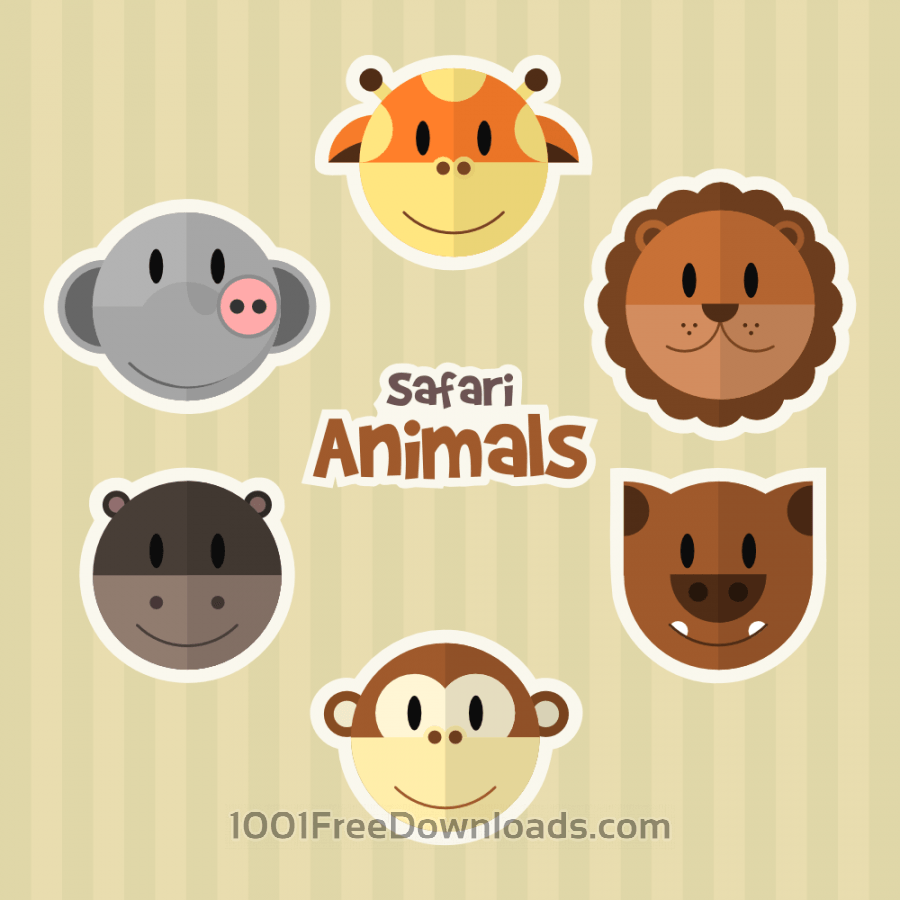Free Safari Animals