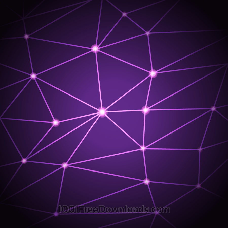 Free Purple geometric background