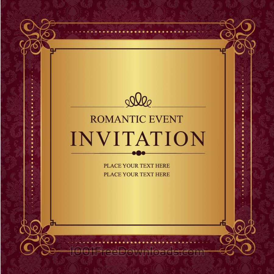 Free invitation