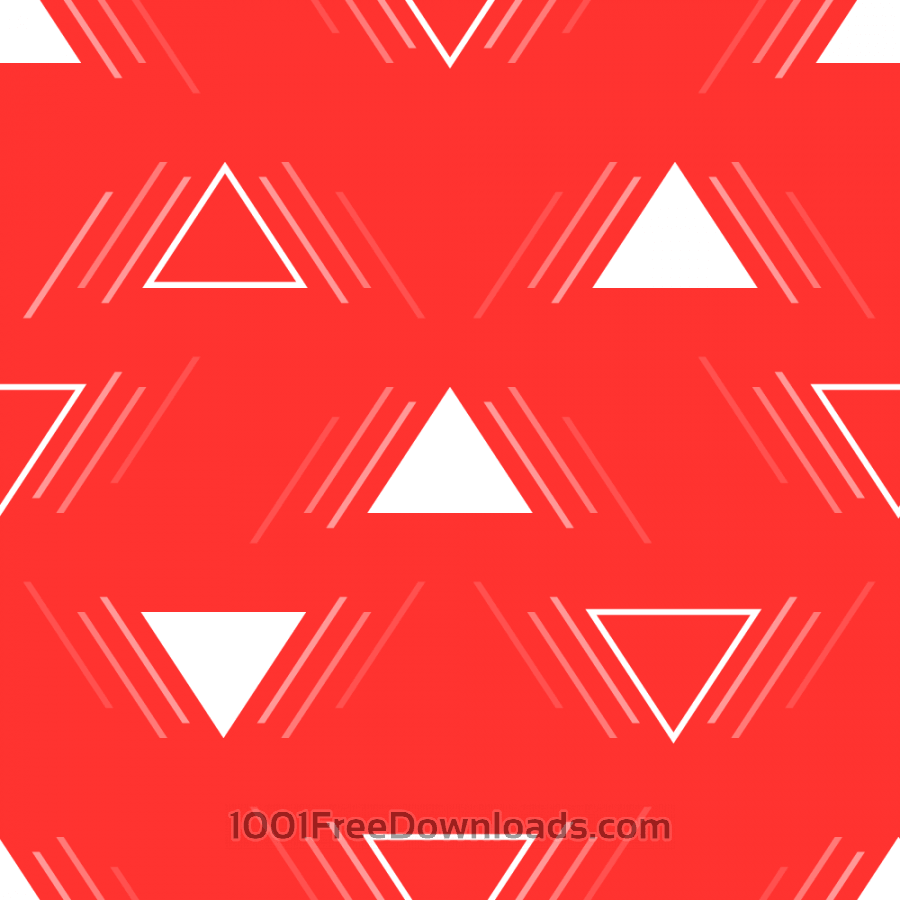 Free Vectors: Action Triangles Pattern | Patterns