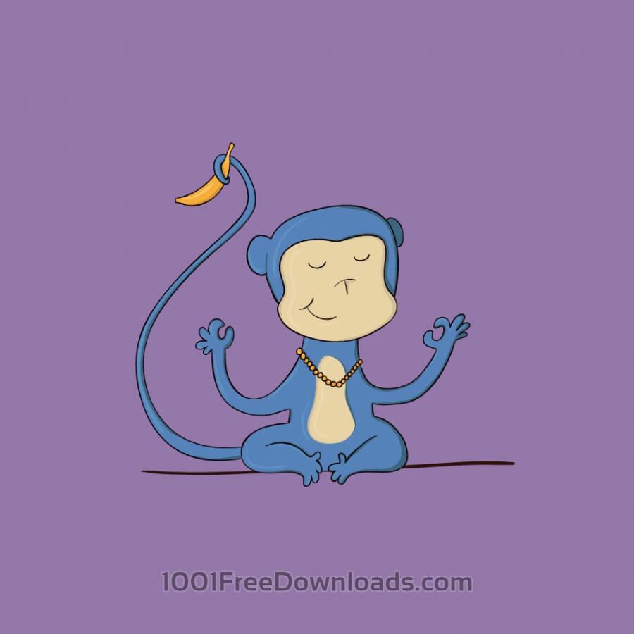 Free Funky Monkey