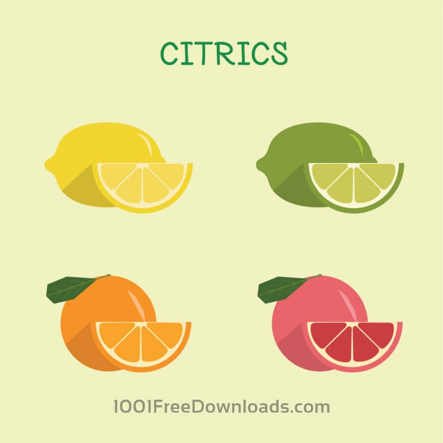 Free Citric Illustration