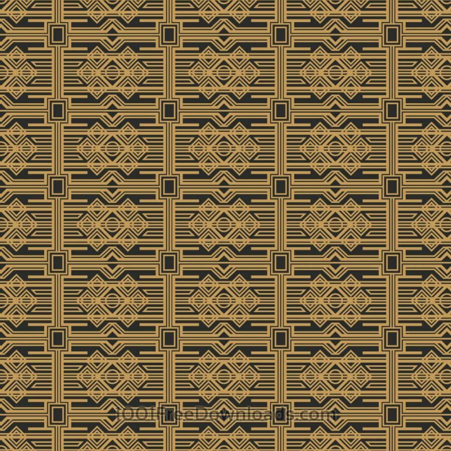 Free Roaring 1920s style pattern