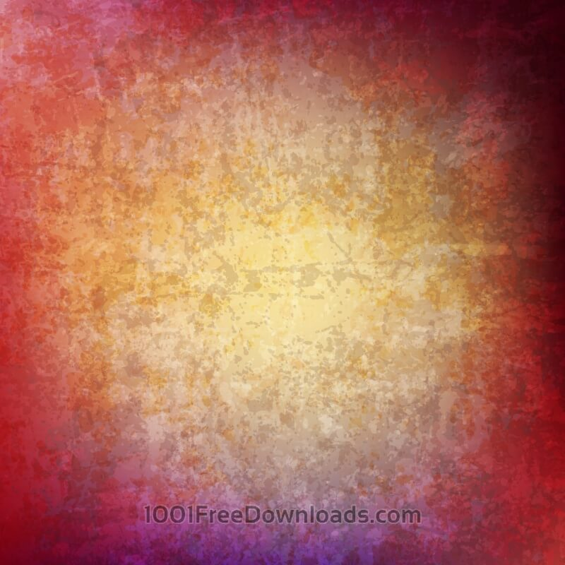 Free Grunge red background