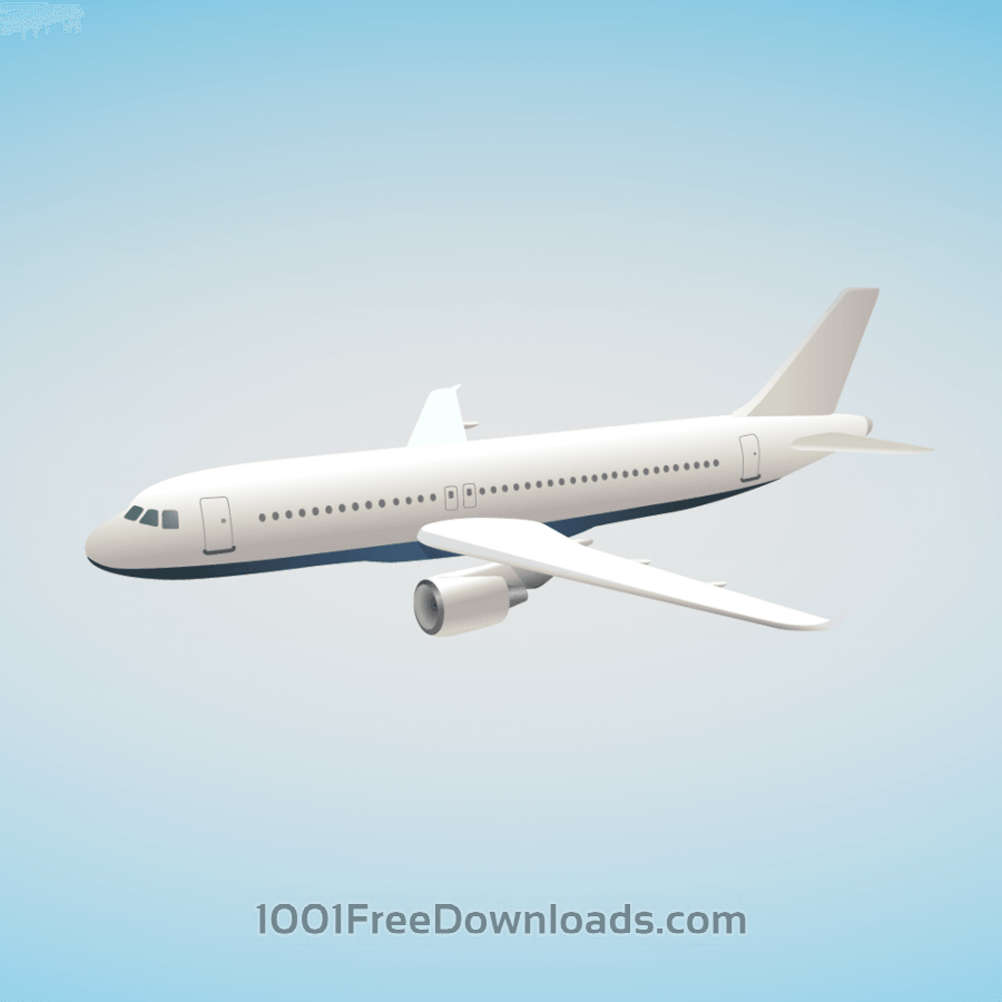 Free Vectors: Airbus illustration | Technology