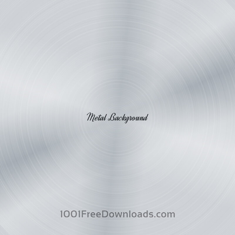 Free Vector Metal Background