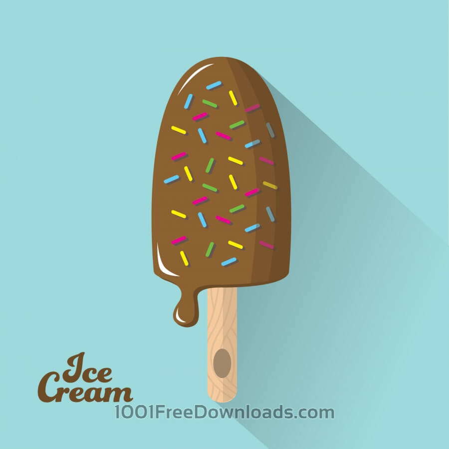 Free Ice Cream Background