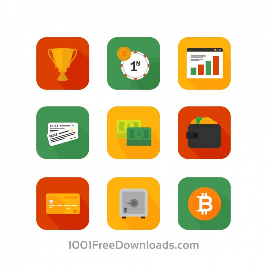 Free Economy Icons
