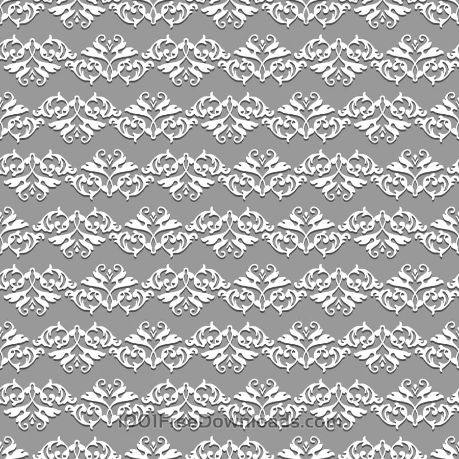 Free Vectors: Damask seamless floral pattern | Abstract