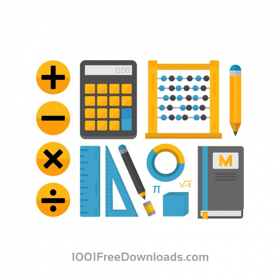 Free Vectors: Math Icons | Icons