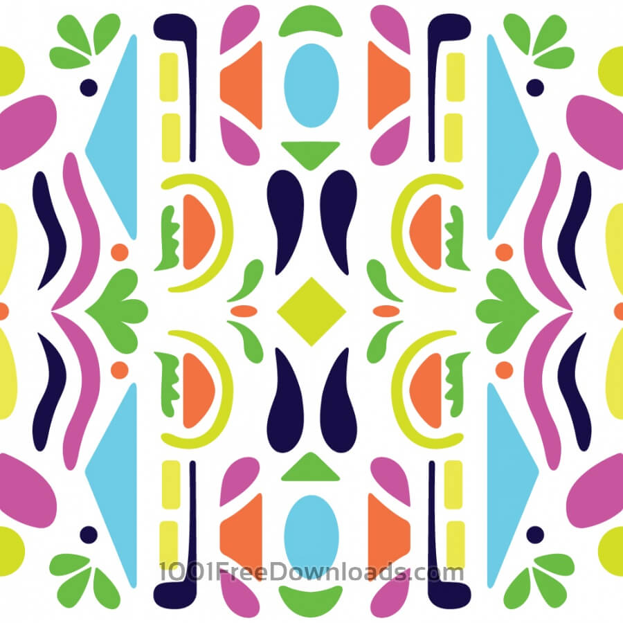 Free Vectors: Vintage Pattern | Abstract
