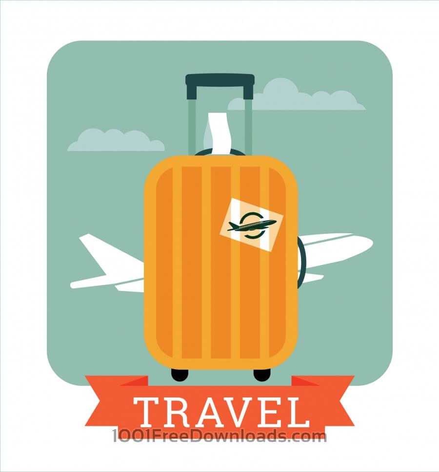 Free Travel illustration