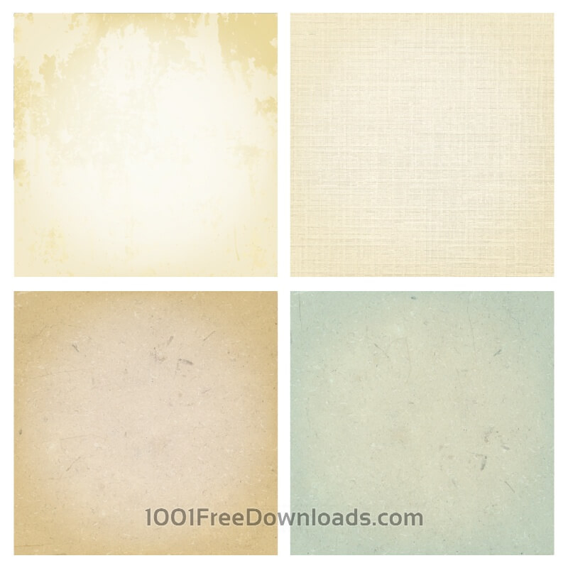 Free Vectors: Vector Textures Pack | Backgrounds