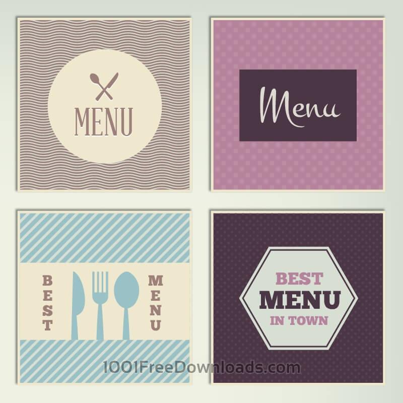 Free Restaurant Menus