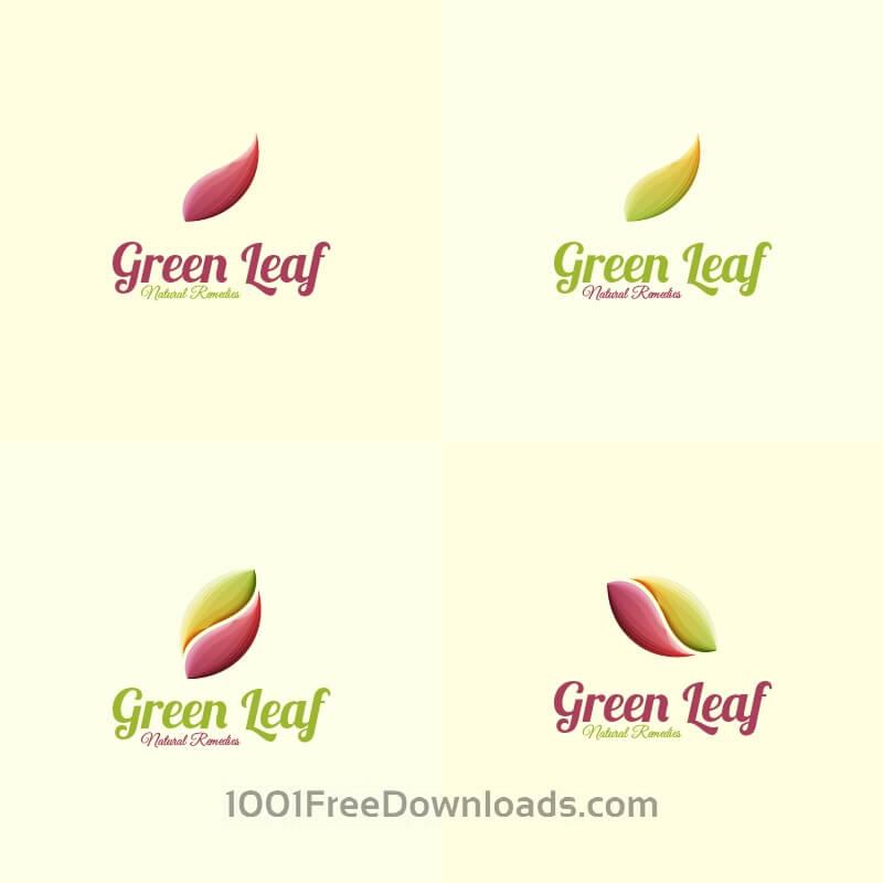Free Leaf Logo