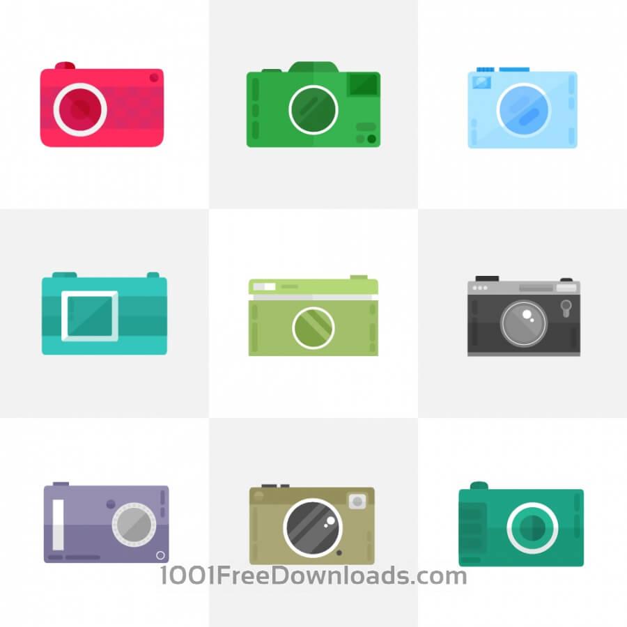 Free Camera Icons