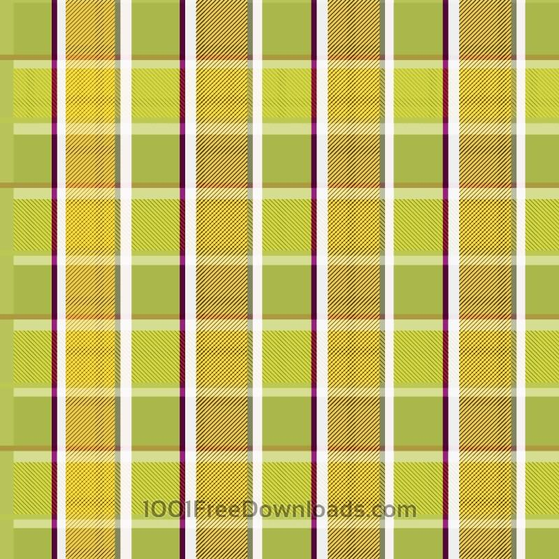Free Vintage plaid background