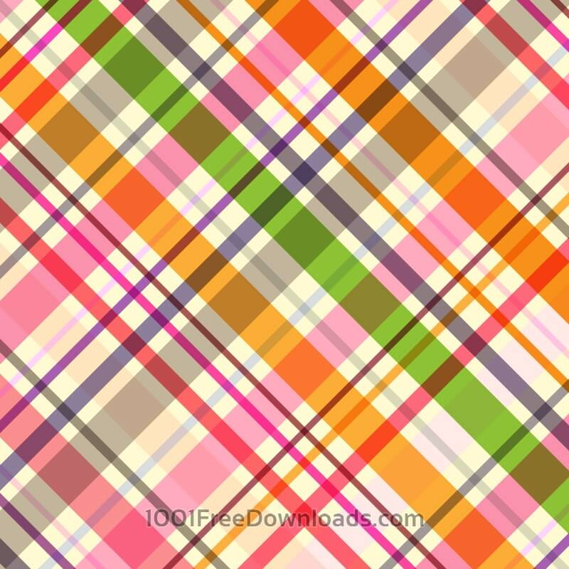 Free Vectors: Plaid background | Abstract