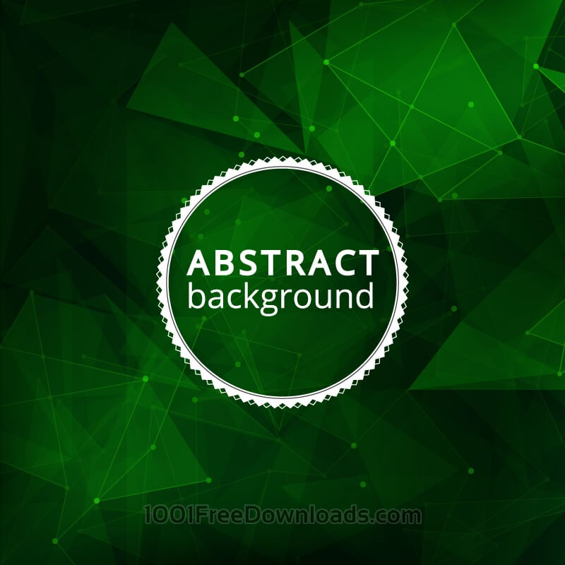 Free Vectors: Abstract illustration with badge | Abstract