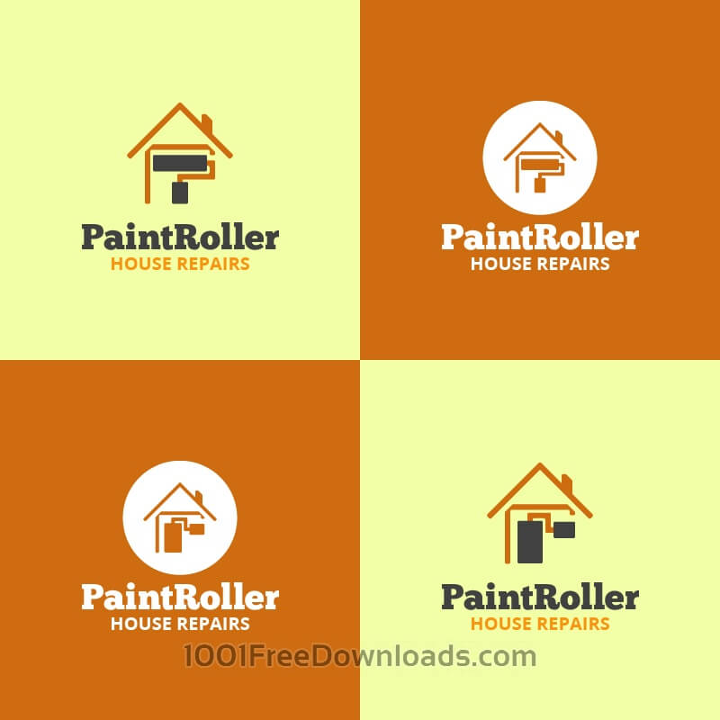 Free Vectors: House renovation icon | Icons
