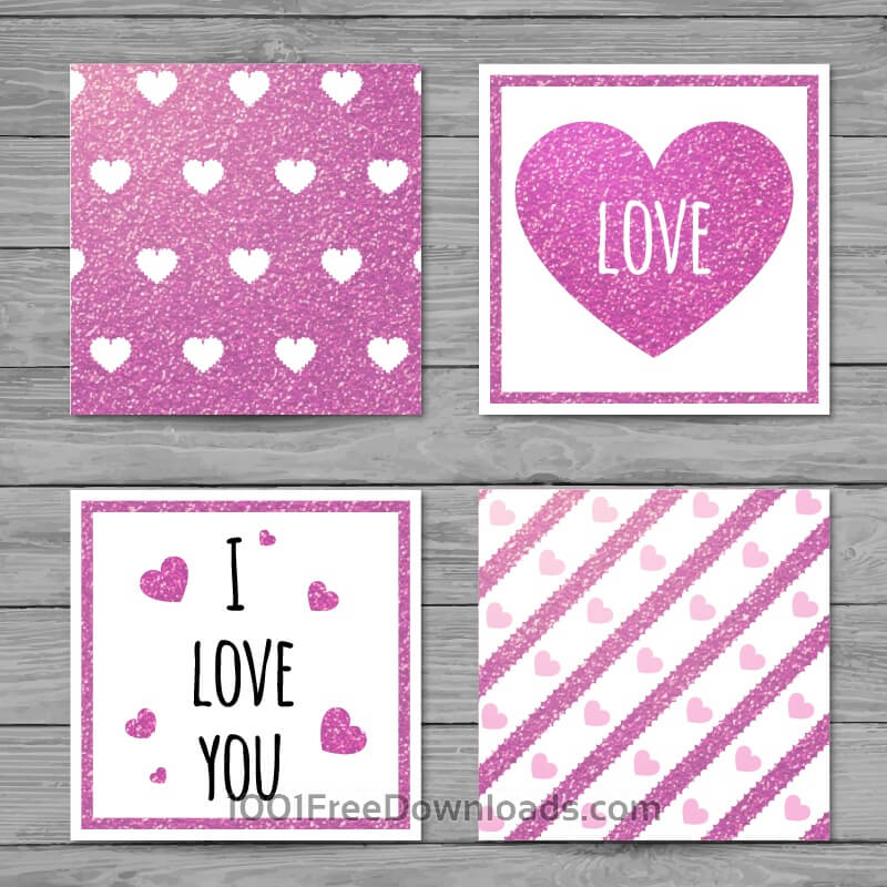 Free Vectors: Love cards  | Backgrounds