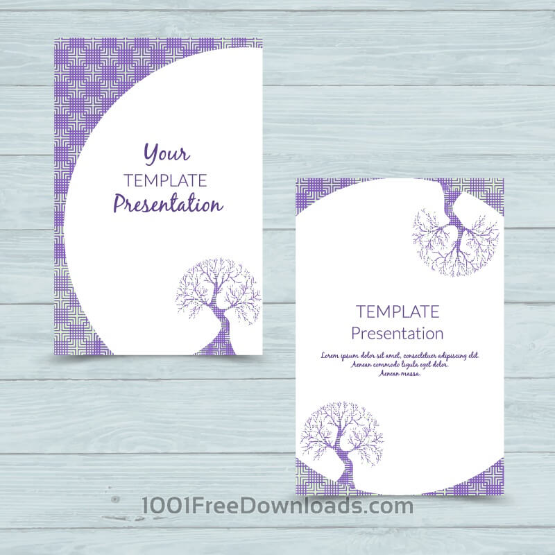 Free Vectors: Invitation card with floral background | Valentine