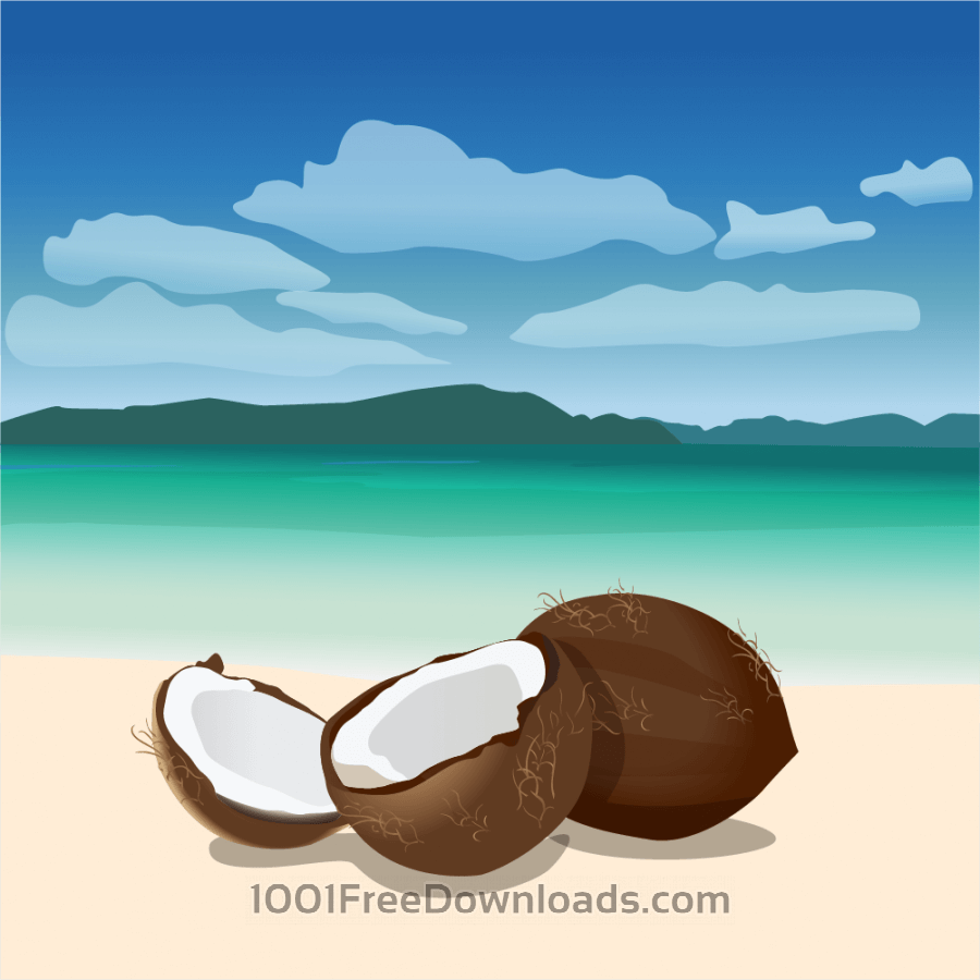 Free Coconuts