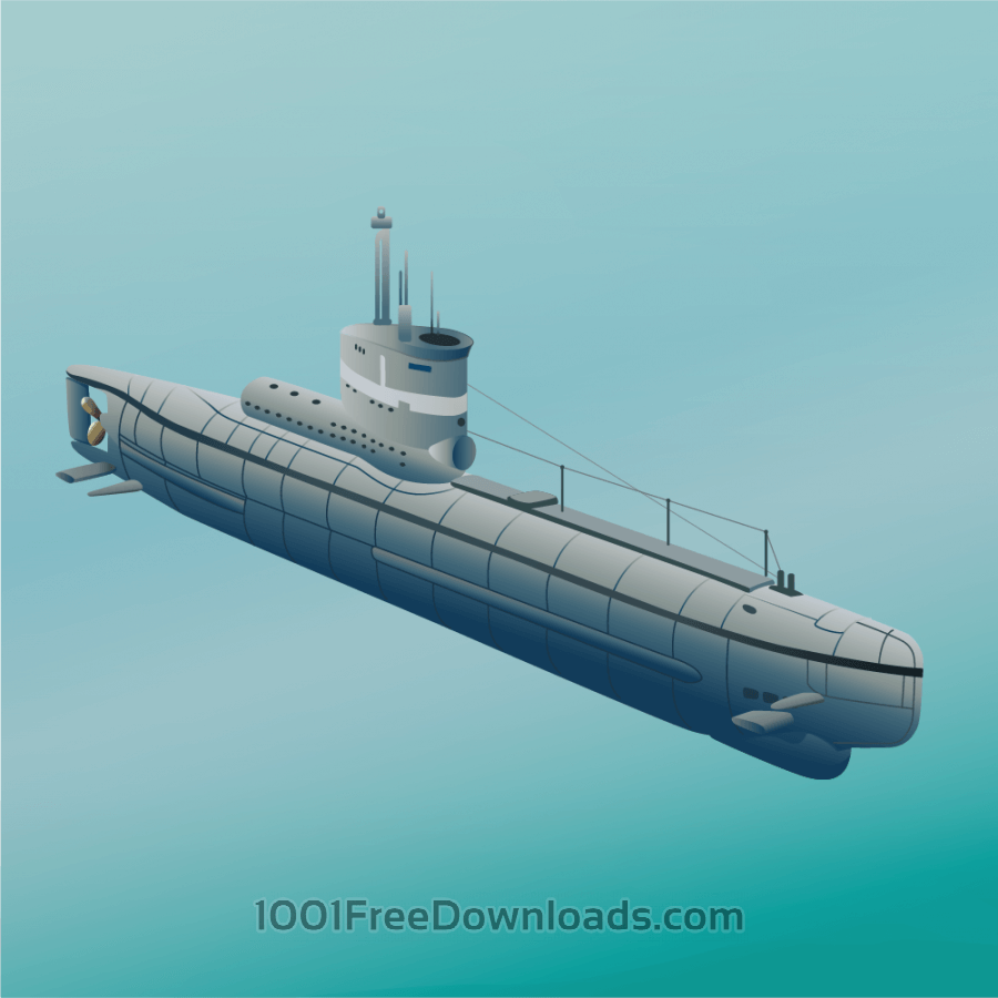 Free Submarine