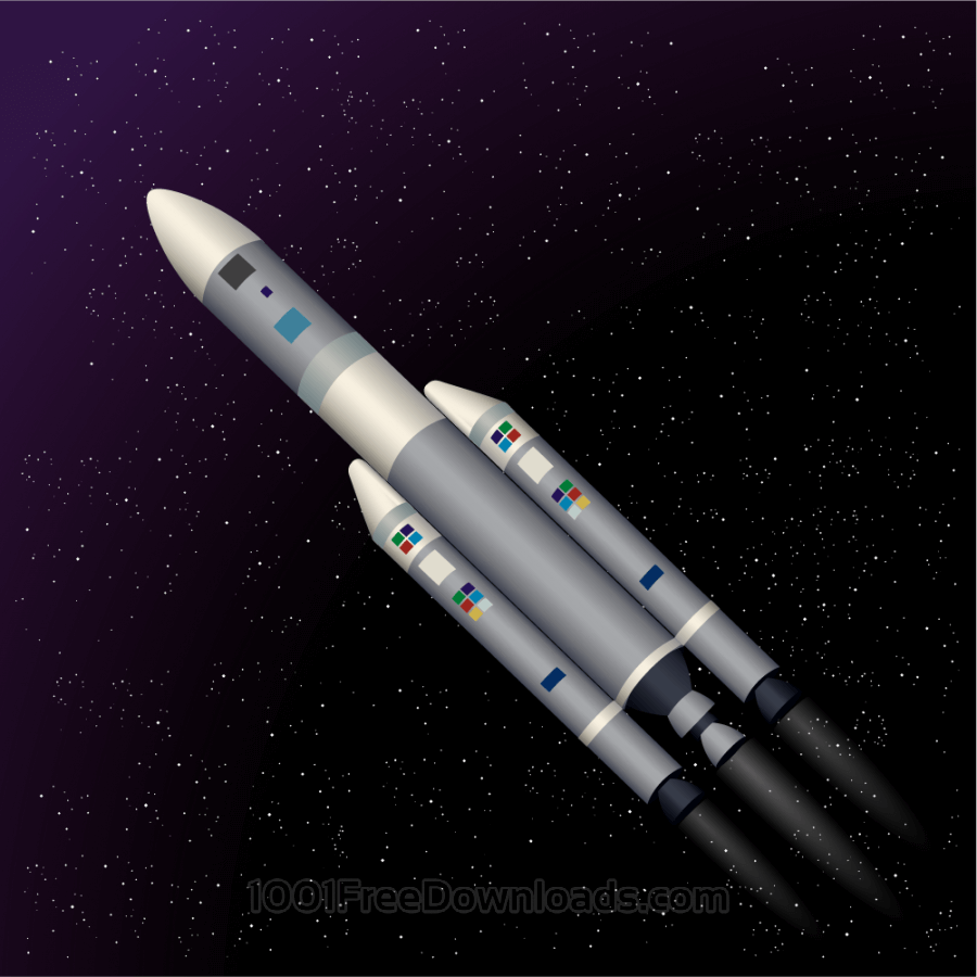 Free Vectors: Rocket | Travel