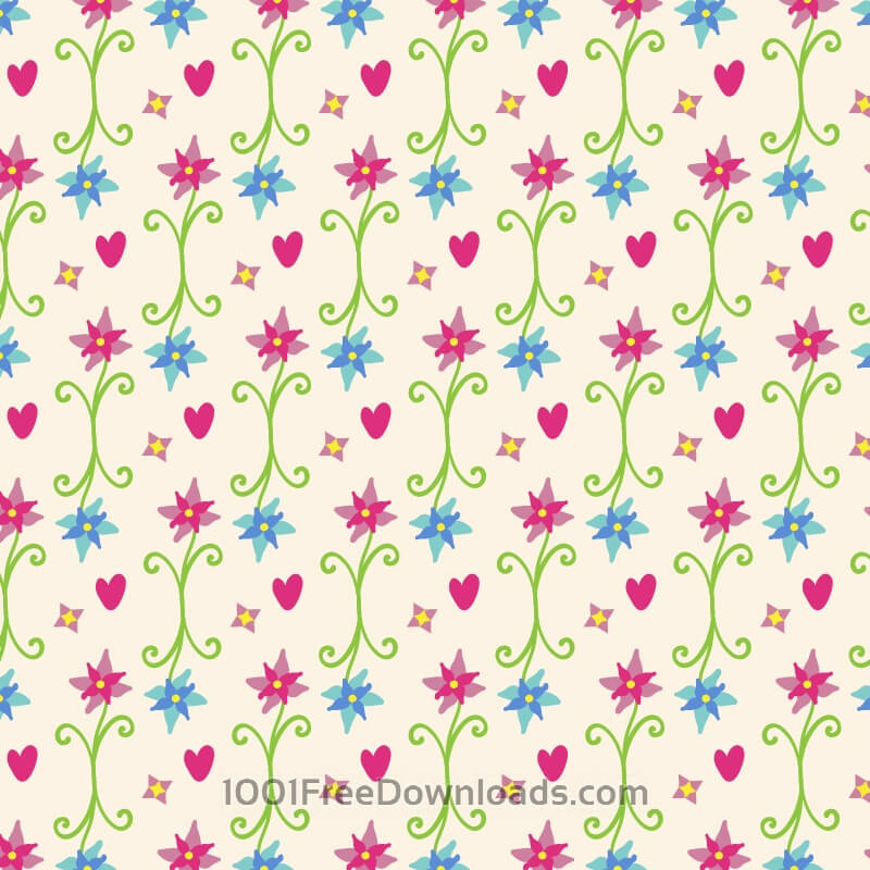 Free Spring pattern