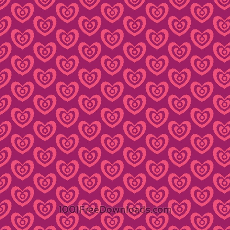 Free Vectors: Love pattern | Backgrounds