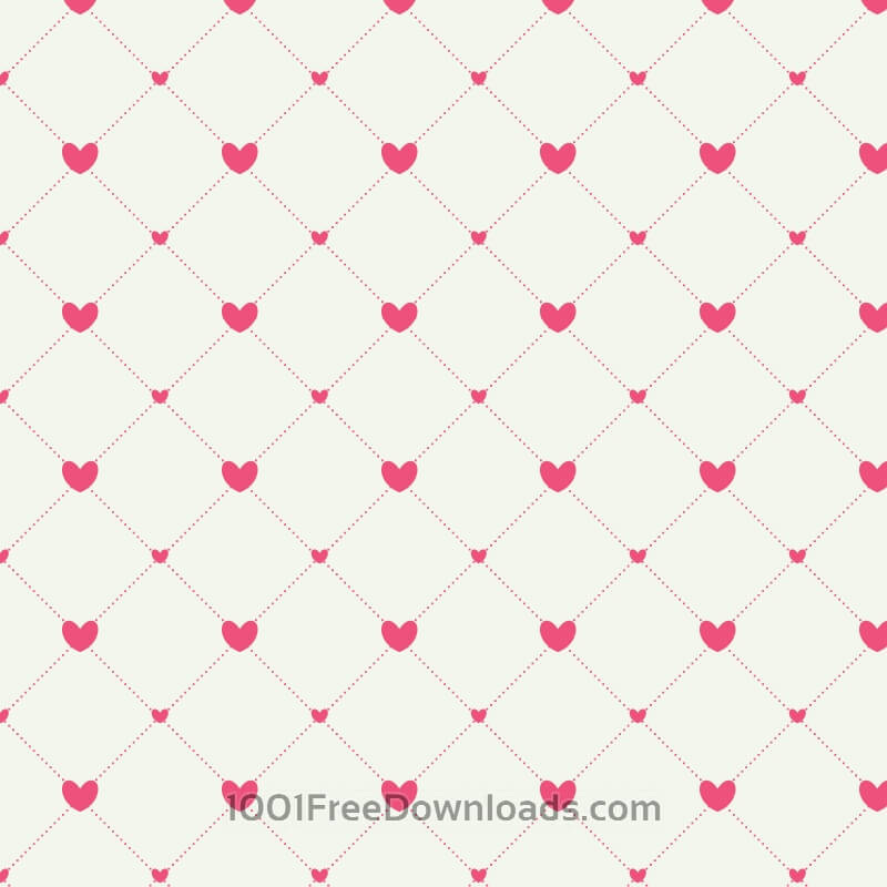 Free Vectors: Love pattern | Valentine