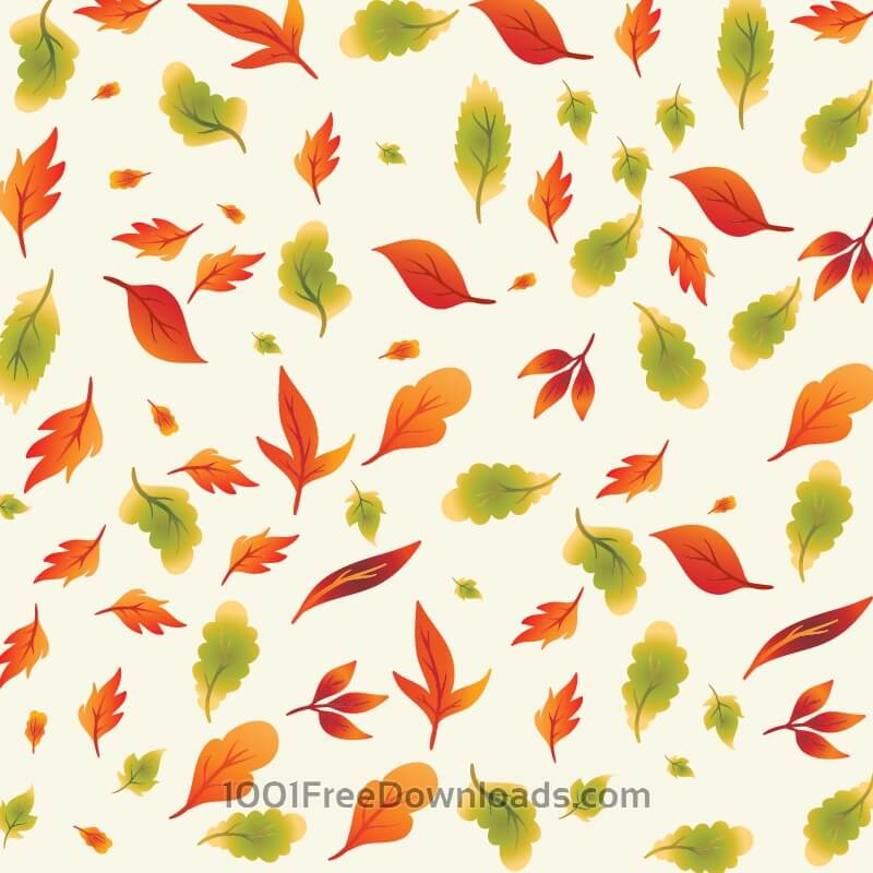 Free Nature Leaves Illustration