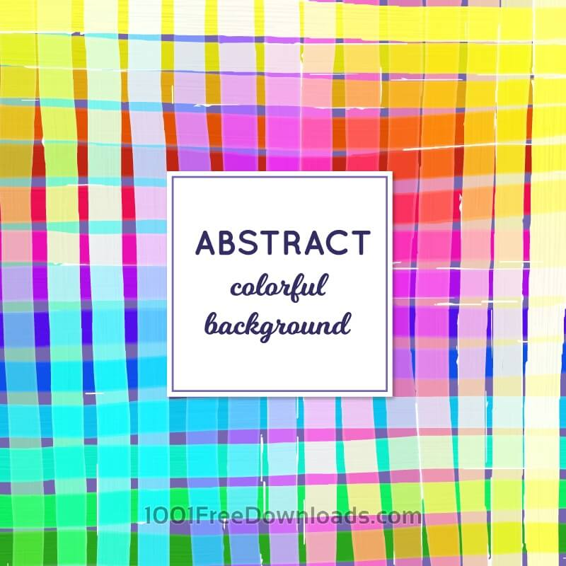 Free Abstract colorful background