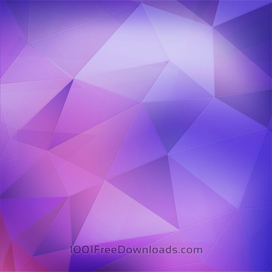 Free Abstract purple geometric background