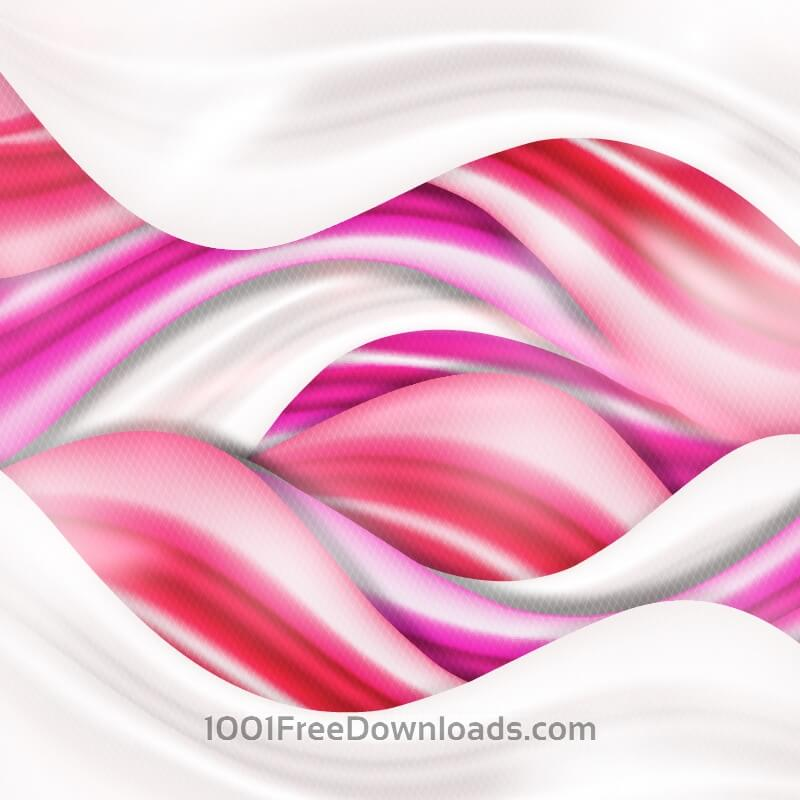 Free Abstract wavy modern background design