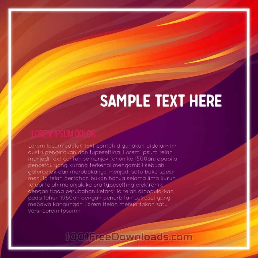 Free Abstract background