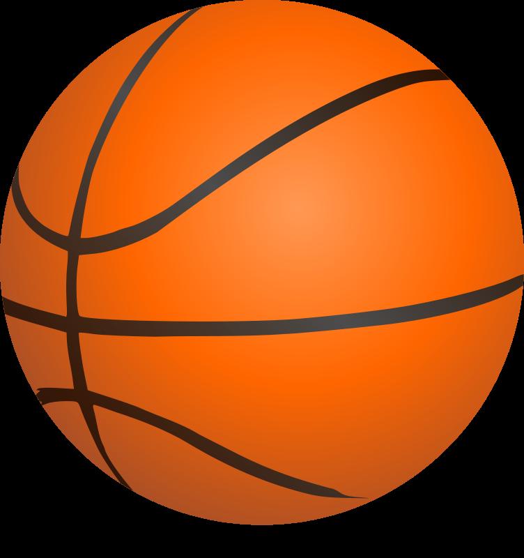 Free Clipart: Basketball NoShadow | rduris