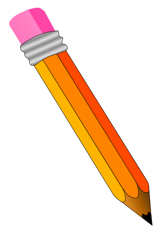 Free Clipart: Pencil | Anonymous