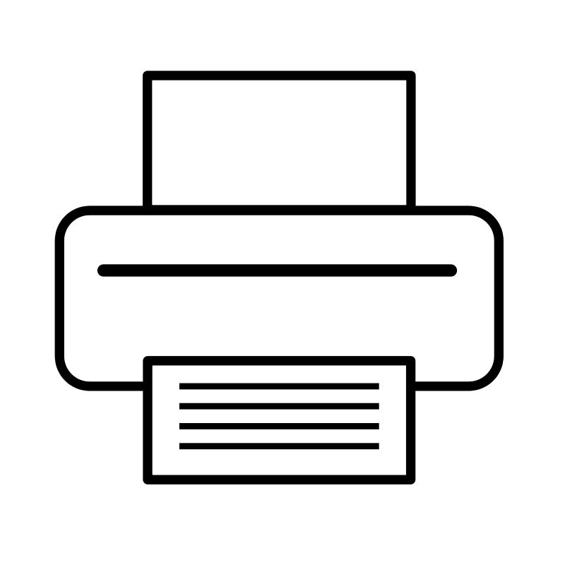 free clipart printer icon anonymous rh 1001freedownloads com print clip art printer images clipart