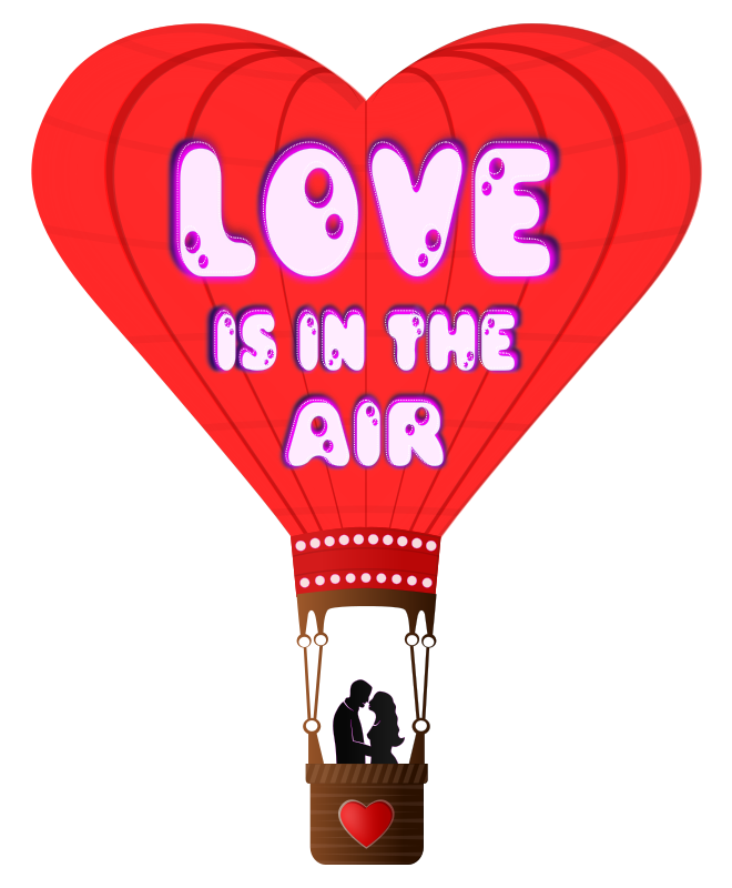 Free Valentines Day Love Is In The Air