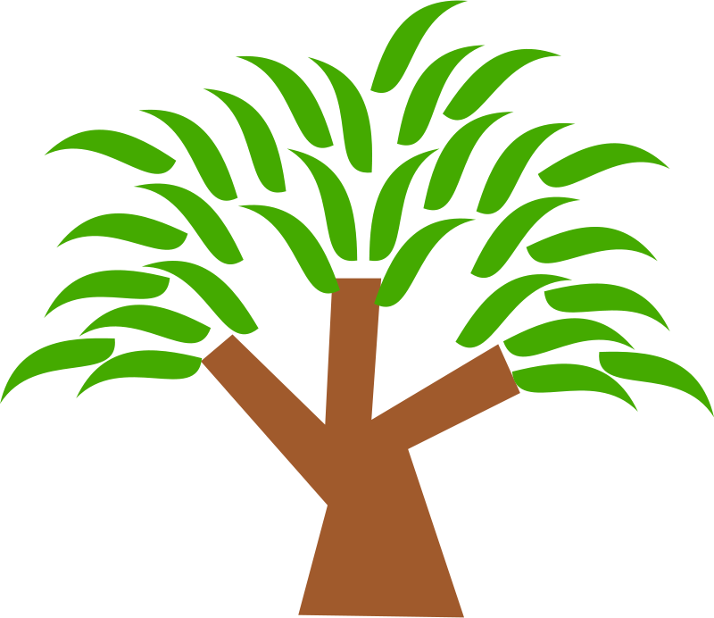 Free Clipart: Trees 4 | bratac