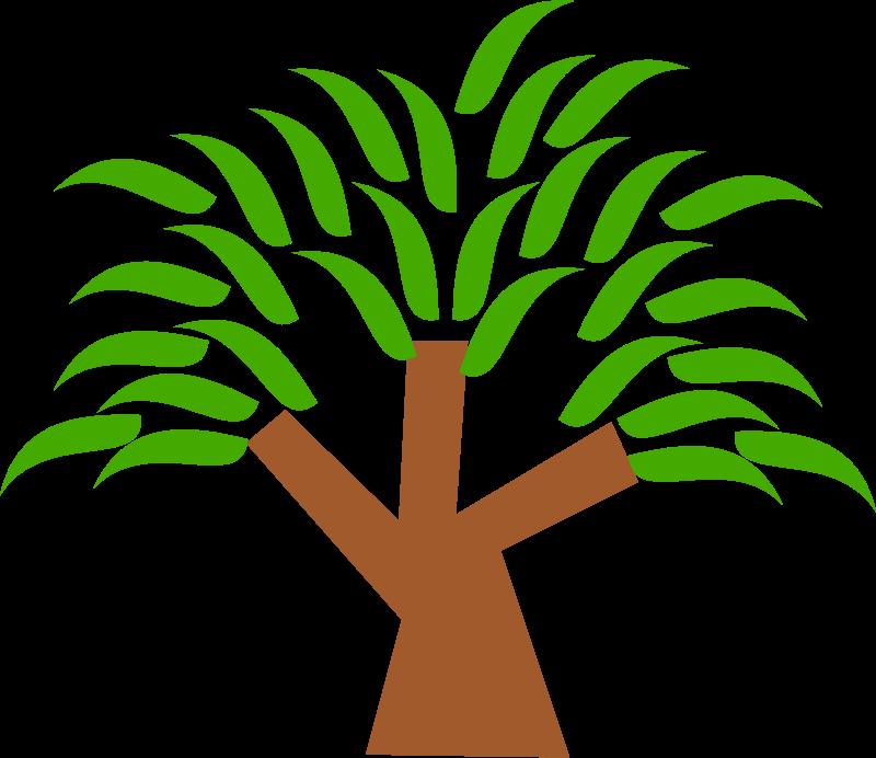 Free Clipart: Trees 4 | bratac