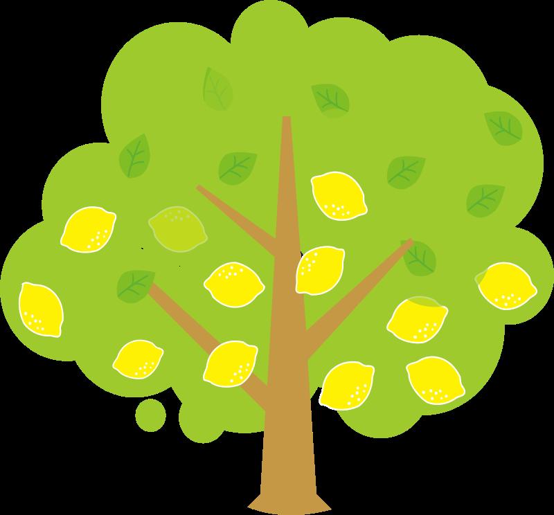 free clipart lemon tree stilg4r rh 1001freedownloads com
