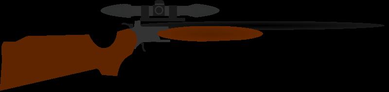 Free Hunting Rifle w Scope